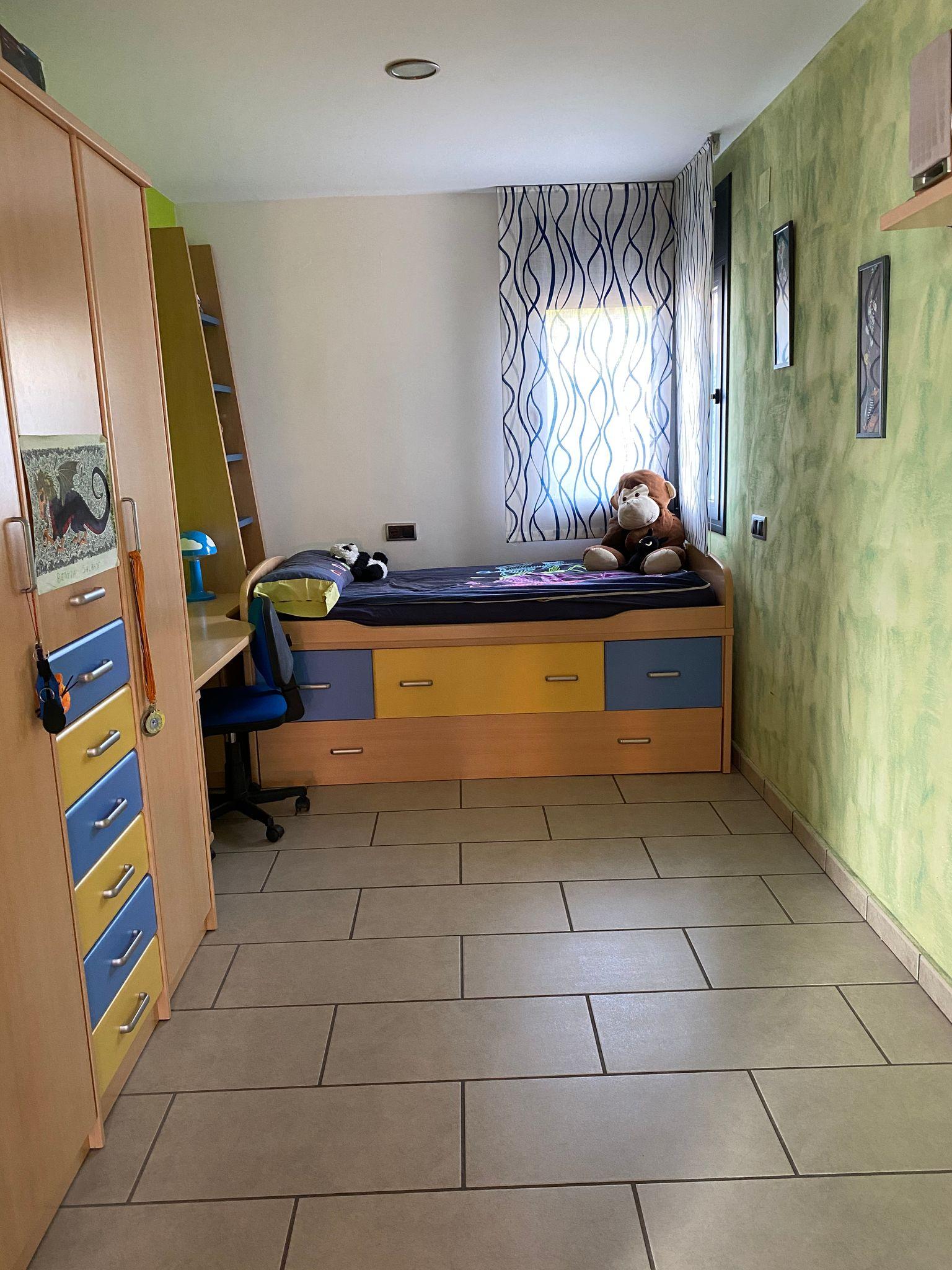 14 habitación niño II Pirineus 20 Les Faldes